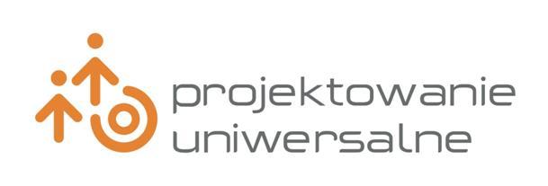 Logo Projektowania uniwersalnego